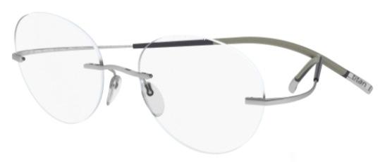 7581-7580 Eyeglasses, Blue  Sand Beach