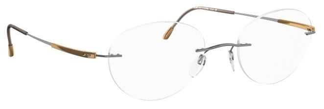 7719-5212 Eyeglasses, Silver Sparkle