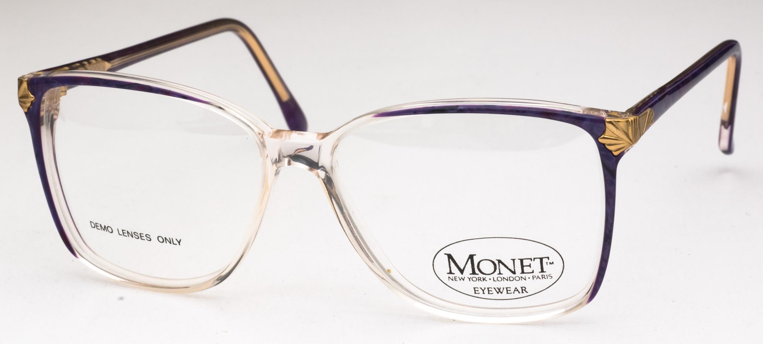 MT 20 Eyeglasses, Lavender