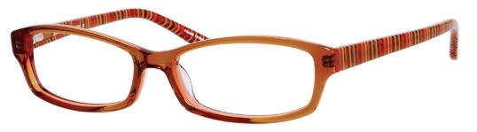 8245 Eyeglasses, Cognac