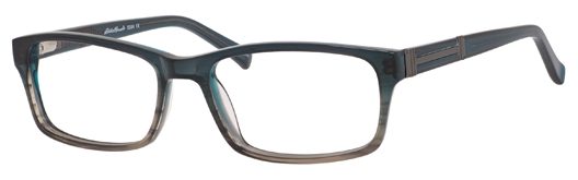 8394 Eyeglasses, Deep Sea