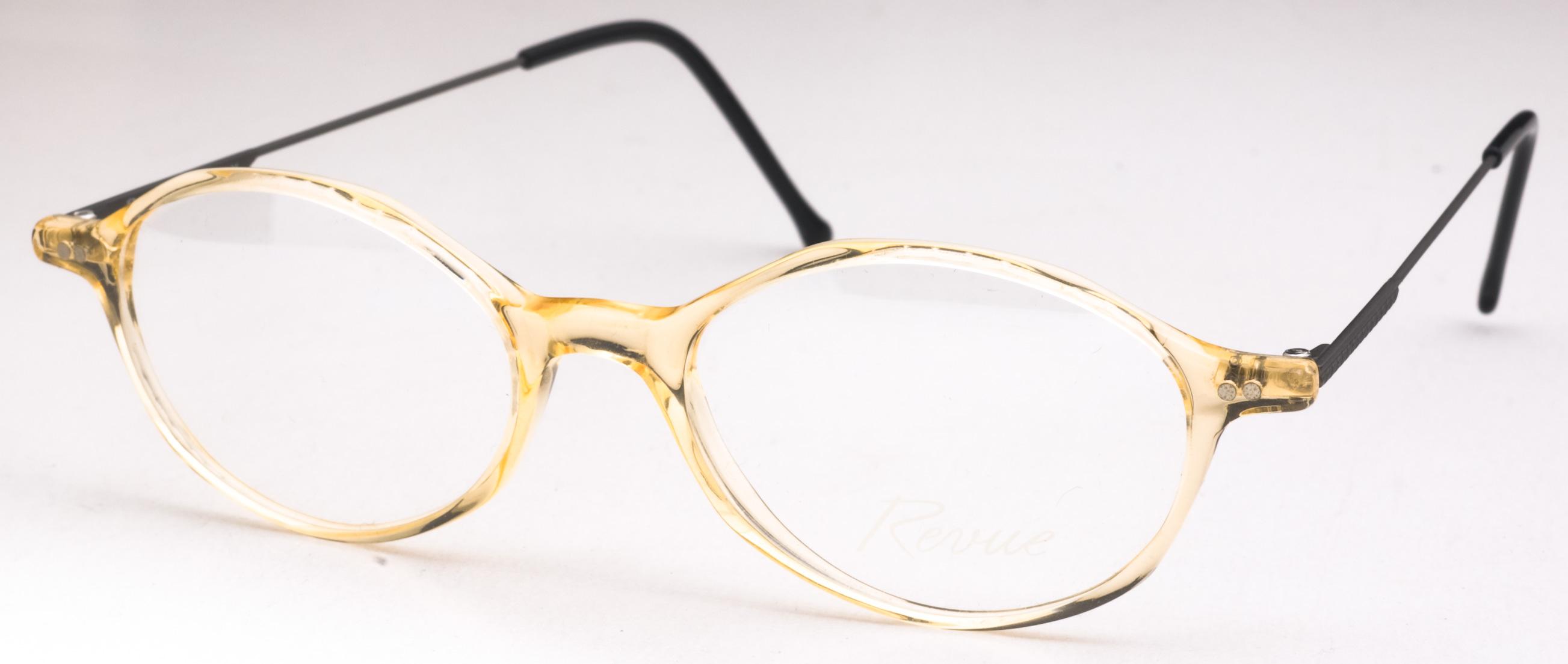 PL 6 Eyeglasses, Crystal/Gunmetal c3