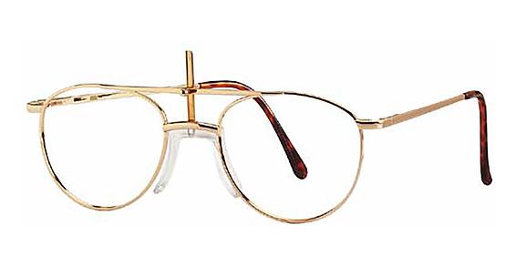 Convertible Eyeglasses, Gold