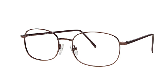 Edward Eyeglasses, Matte Black