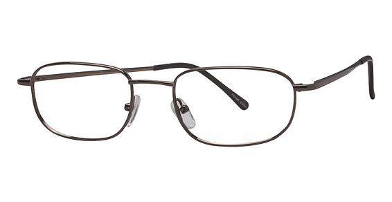 Atlantic Eyeglasses, Gunmetal