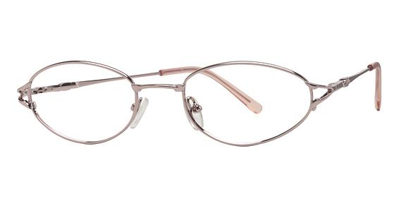 Carlo Capucci 53 Eyeglasses, Gold