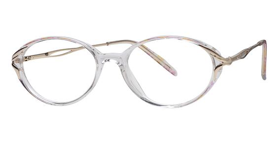 Kelly Eyeglasses, Brown