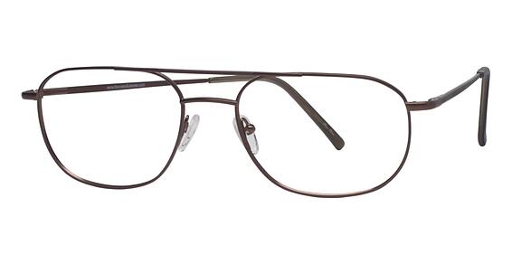 Image of Benjamin Eyeglasses, Dark Shiny Gunmetal