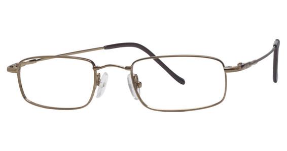 FX-4 Eyeglasses, Silver