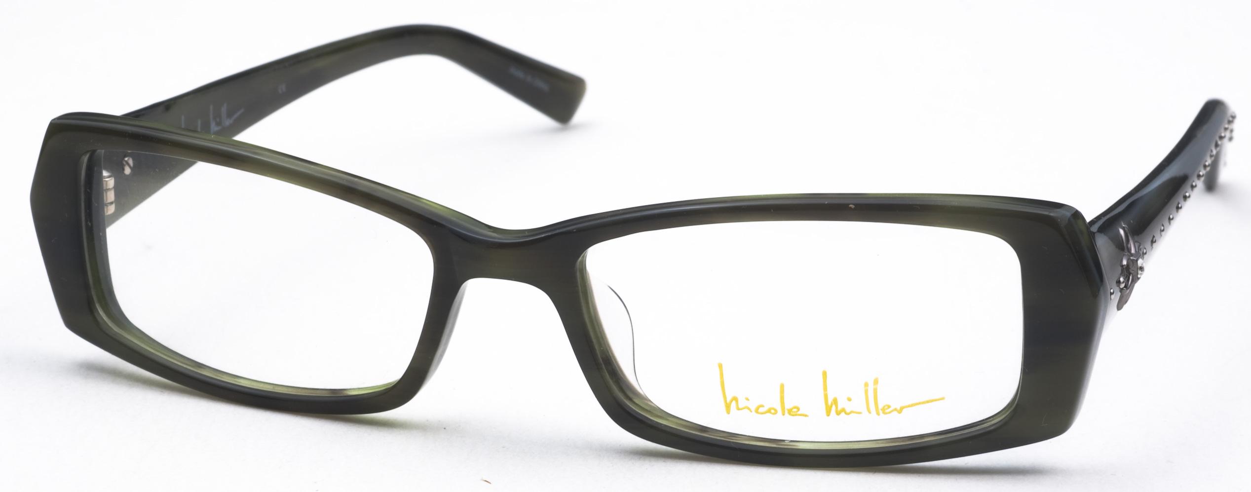 Mercer Eyeglasses, Olive Horn