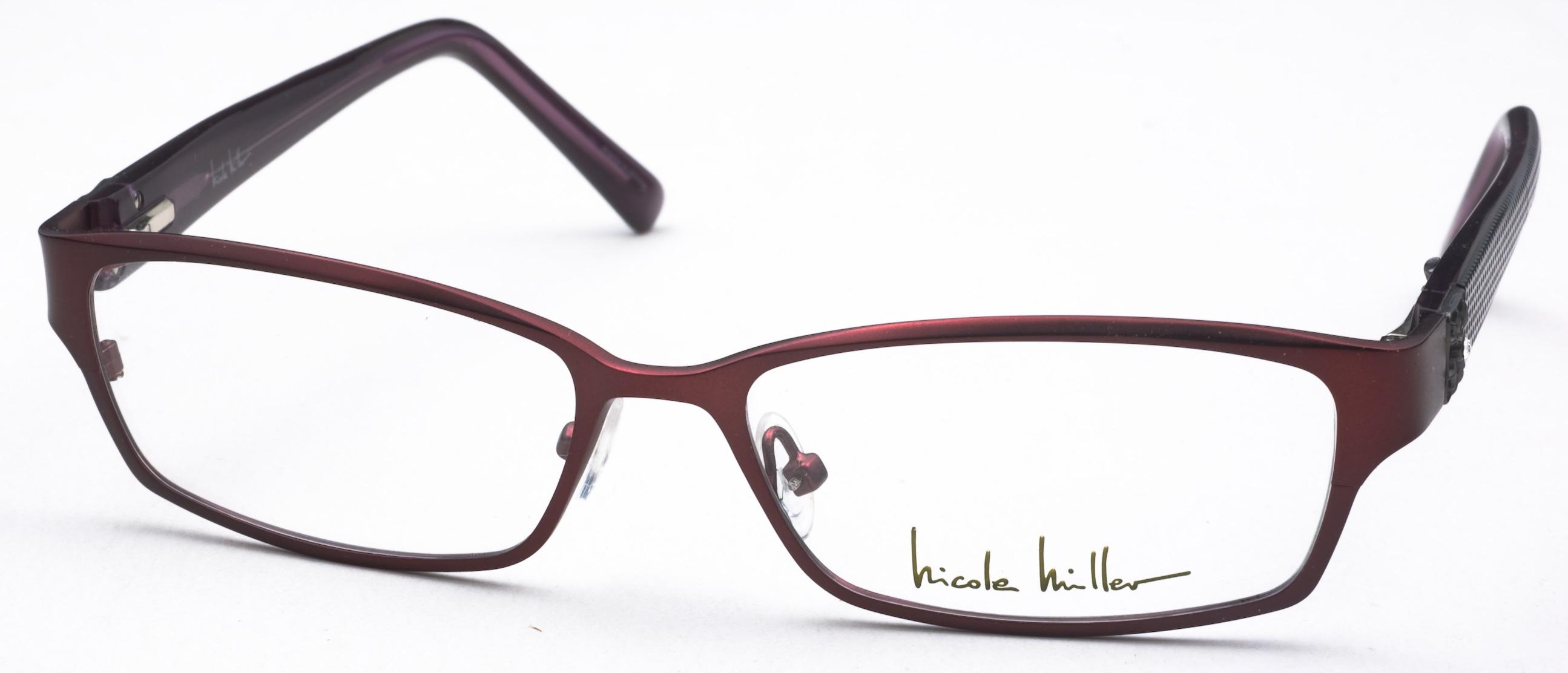 Bowery Eyeglasses, Nude Rose/Rose