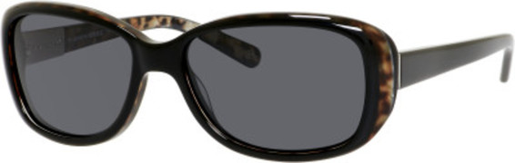 Image of Amie/P/S Sunglasses, Black Animal