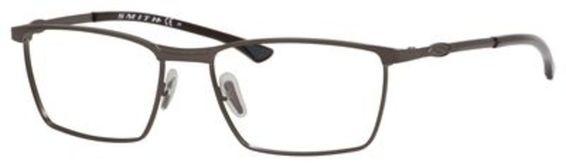 Dalton Eyeglasses, Dark Ruthenium