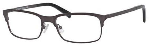 Hunter Eyeglasses, Semi Gunmetal