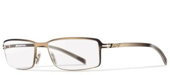 Indie Eyeglasses, Matte Bronze