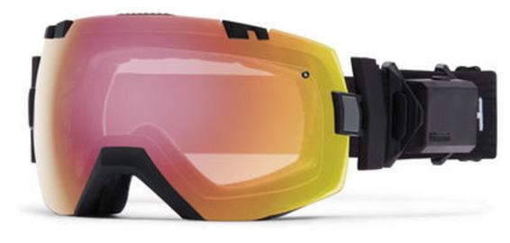 Iox Turbo Fan Sunglasses, Black