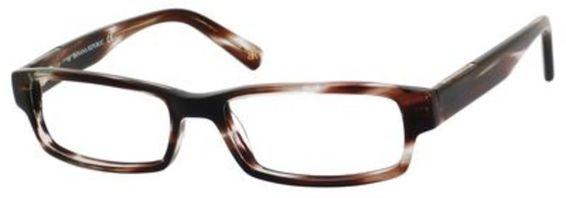 Lennox Eyeglasses, Striated Chestnut