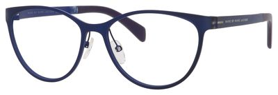 MMJ 625 Eyeglasses, Crystal Blue