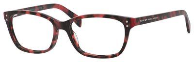 MMJ 660 Eyeglasses, Coral Havana