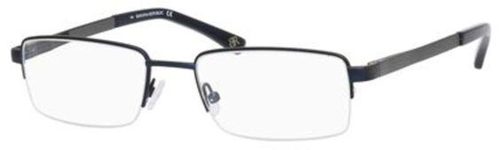 Nate Eyeglasses, Navy