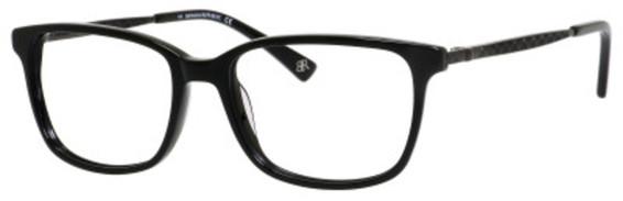 Noah Eyeglasses, Black