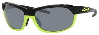Pivlck Overdrive/S Sunglasses, Black Yellow