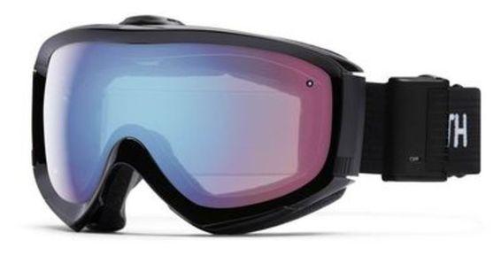 Prophecy Turbo Fan Sunglasses, Black