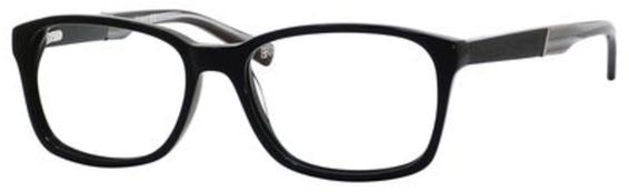 Claiborne 308 Eyeglasses, Black