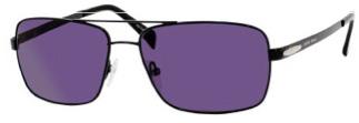 749/S Sunglasses, Shiny Black w/Non-Polarized Grey Lenses