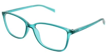 Agatha Eyeglasses, Aqua