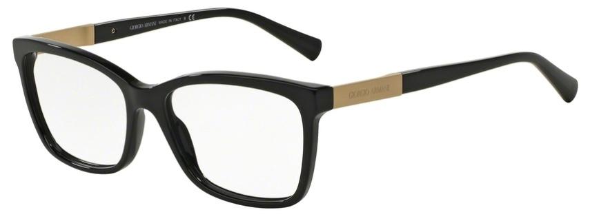 AR 7081 Eyeglasses, Black