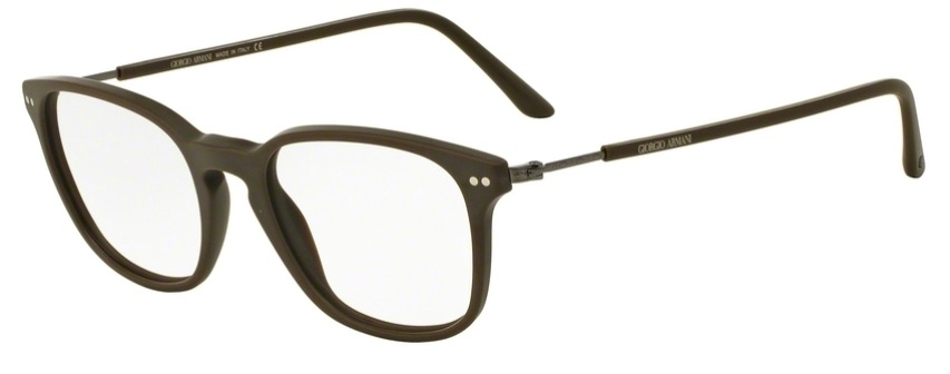 AR 7086 Eyeglasses, Matte Mud