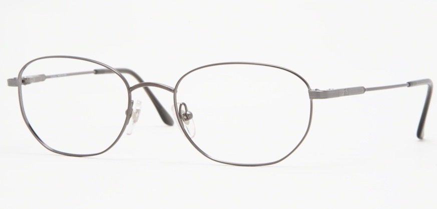 BB 189 Eyeglasses, Gunmetal