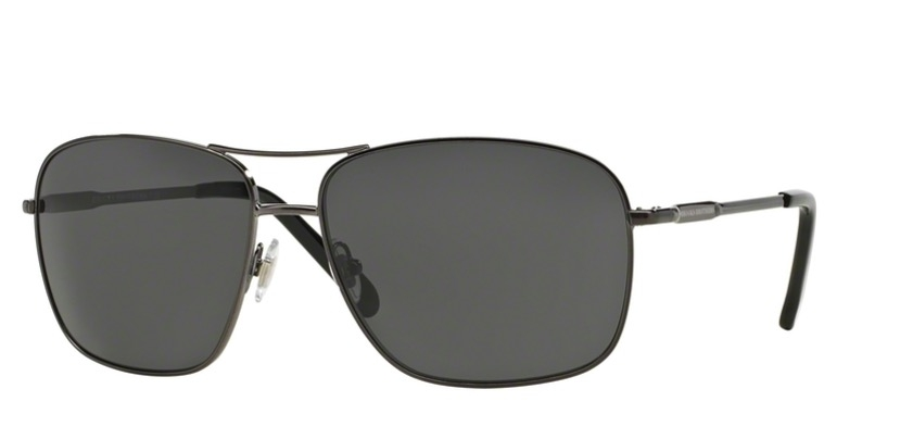 BB 4028 Sunglasses, Brushed Gunmetal