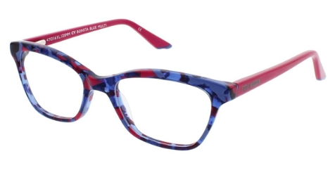 Image of boniita Eyeglasses, Blue Multi