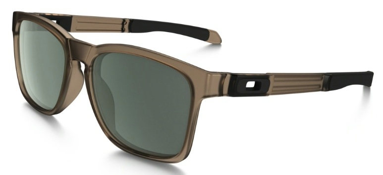 Catalyst OO 9272 Sunglasses, Matte Sepia with Dark Grey Lenses