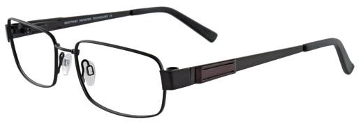 CT 211 Eyeglasses, Matt Black