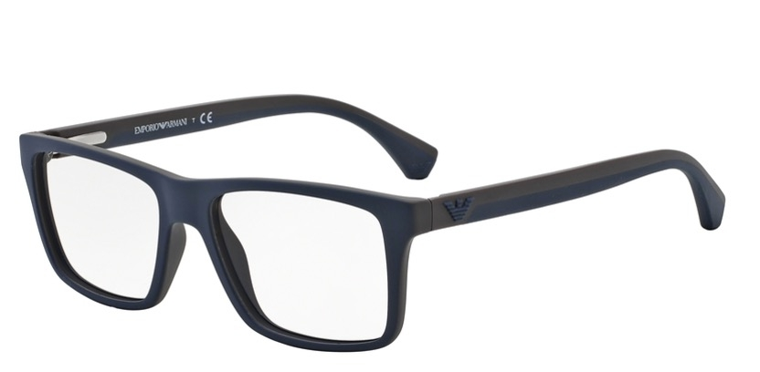 1adcc65c932 EMPORIO ARMANI Eyeglasses EA 3025 5194 Matte Electric Blue 52MM. EAN-13  Barcode of EAN 8053672229967 · 8053672229967