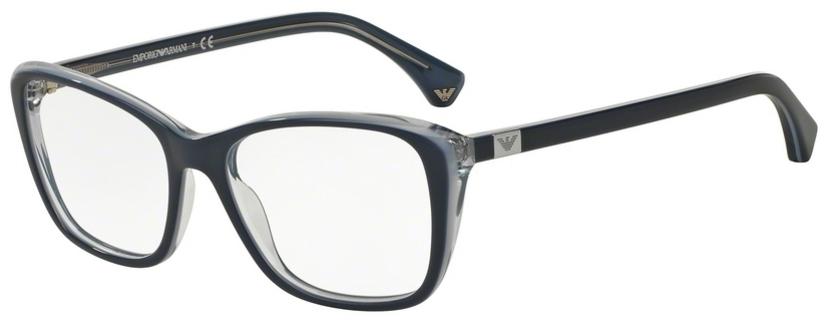 EA 3083 Sunglasses, TOP WISTERIA/OP MAUVE/MAUVE TRANSPARENT