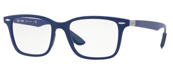 Image of RB 7144 Sunglasses, Sand Blue