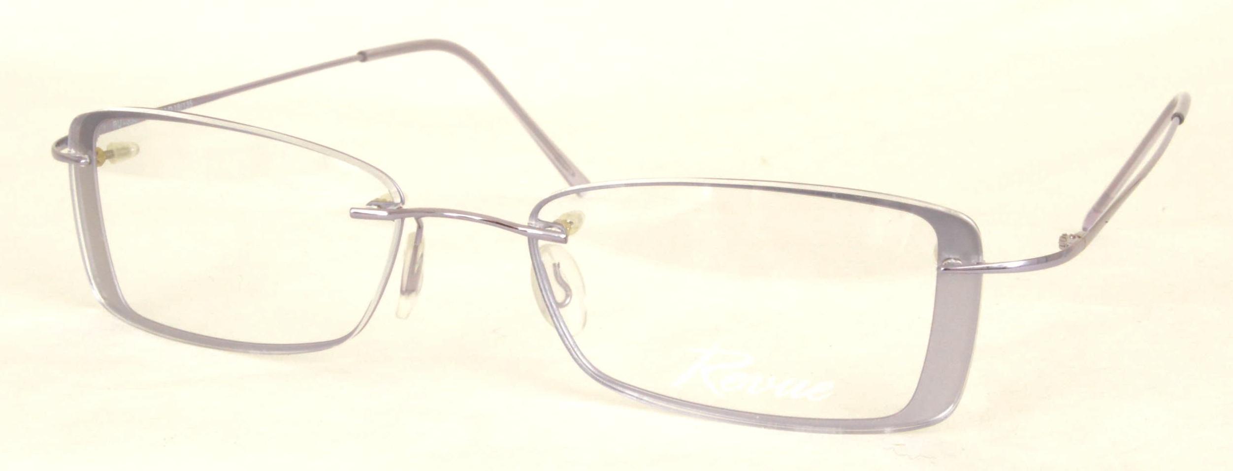 RU 350 Eyeglasses, Lavender