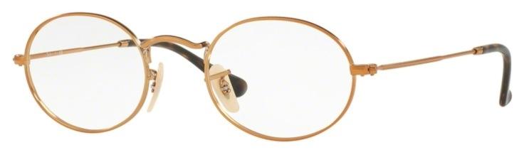 RX 3547V Eyeglasses, Bronze