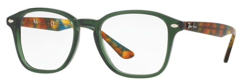 RX 5352 Eyeglasses, Opal Green