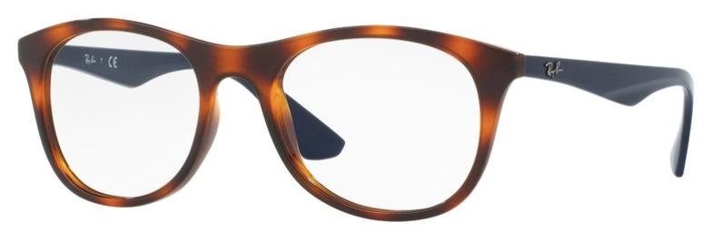 RX 7085 Eyeglasses, Light Havana