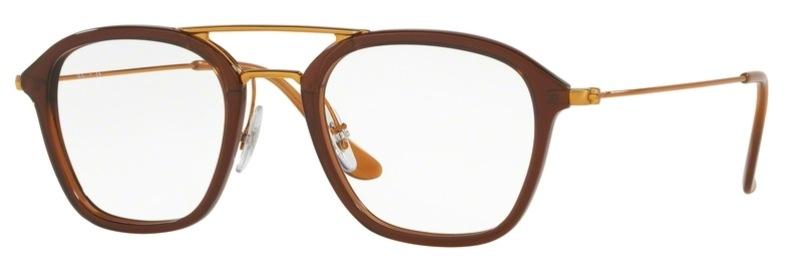 RX 7098 Eyeglasses, Brown