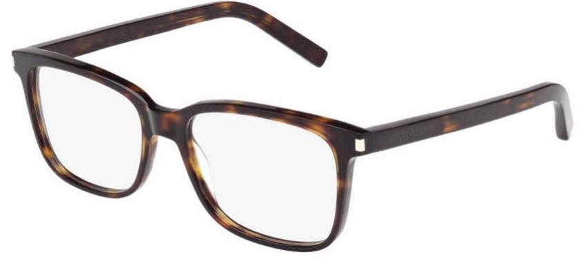 SL 89 Eyeglasses, Havana
