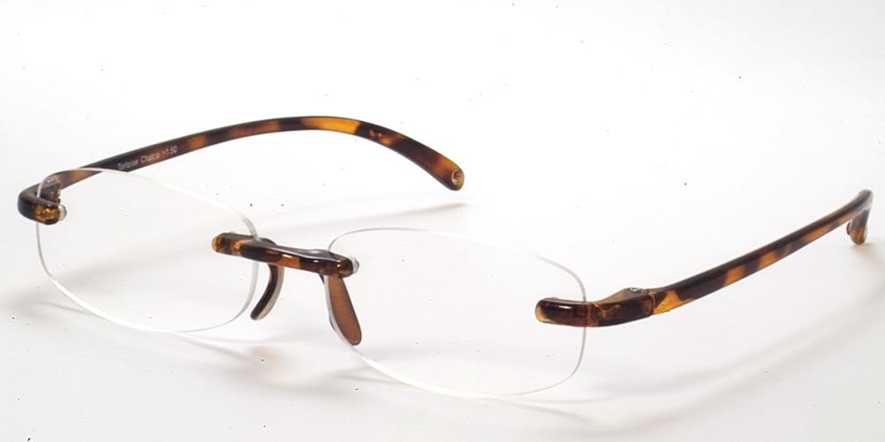 CRG 1 Earth Reading Glasses, Brown +225