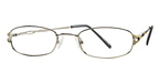Royce International Eyewear Charisma 38 Silver/Gold