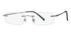 Revolution Eyewear REV526 Shiny Silver