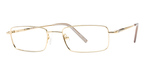 Royce International Eyewear N-31 Gold
